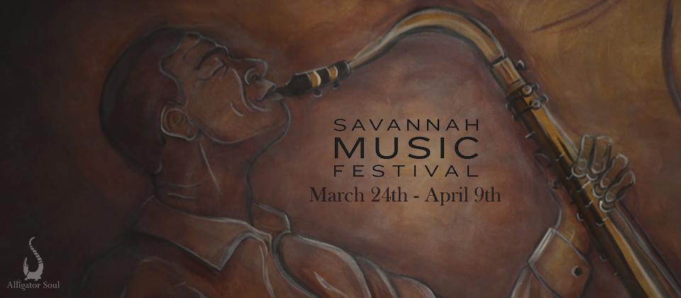 Savannah Music Festival | March 24th – April 9th